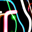 Neon Lines by Jason Dymock Photography
