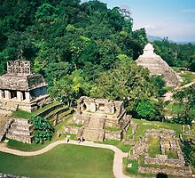 Palenque by Inese