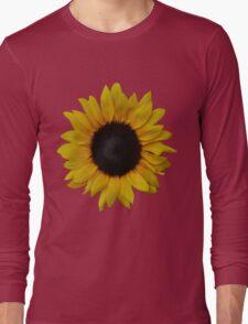 Beautiful Sun flower Long Sleeve T-Shirt