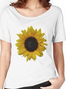 Beautiful Sun flower Women's Relaxed Fit T-Shirt