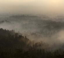 Borobudur by Christophe Besson