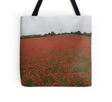 every soldier that has fallen i think their is a flower here for them Tote Bag