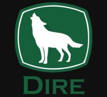Dire Wolf by FivefeeShirt75