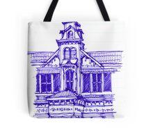 Architecture on Stanmore Avenue, Trinidad Tote Bag