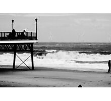White Water Waves Photographic Print