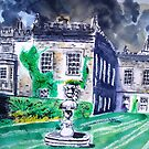 Renishaw Hall by Ivor
