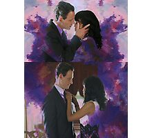 Scandal - Olivia and Fitz  Photographic Print