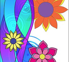 Hippie Dippy by Susan Sowers