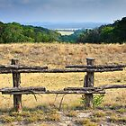 Ranch entrance - Texas Hill Country by Robert Kelch, M.D.