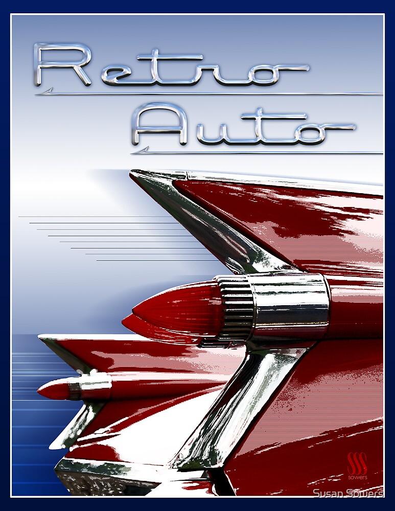 Retro Auto by Susan Sowers