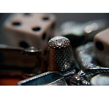 Thimble Photographic Print