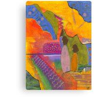 Hallejulah Praise Canvas Print