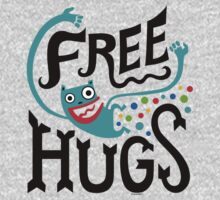 Free Hugs One Piece - Long Sleeve