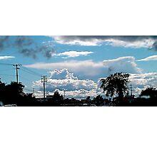 """""""The Uncommon sky"""" Photographic Print"""