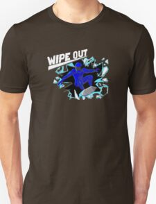 Loading Screen: Wipe Out T-Shirt