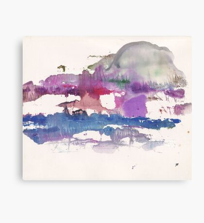Abstract Painting Nº 10 Canvas Print