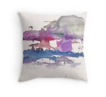 Abstract Painting Nº 10 Throw Pillow