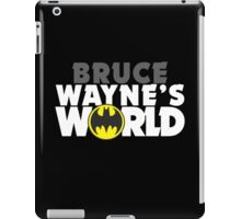 Bruce Wayne's World - Batman iPad Case/Skin