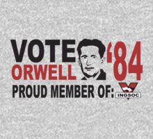 Vote Orwell by beware1984