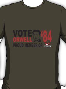 Vote Orwell T-Shirt