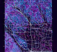 USGS Topo Map Oregon Gales Creek 282508 1941 62500 Inverted by wetdryvac