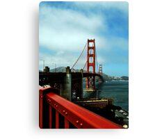 Golden Gate Bridge - San Francisco, CA Canvas Print