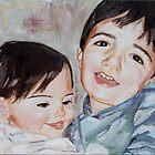 Siblings by Juliane Porter
