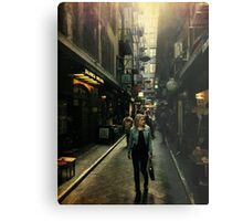 Centre Place, Melbourne Metal Print