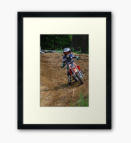 Skowhegan 5/29/11 #384 Framed Print