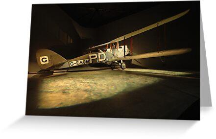 De Havilland DH-9a @ Australian War Memorial by muz2142