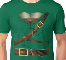 Zelda - Link's Tunic Unisex T-Shirt