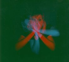 Double exposed Angie by Hayley Joyce