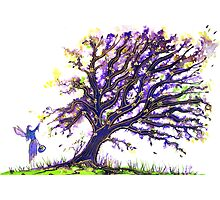 Fairy Dust Tree Photographic Print