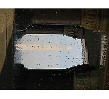Washington through the water Photographic Print