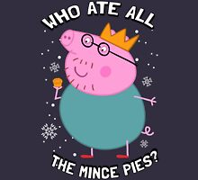 Who Ate All the Mince Pies? T-Shirt