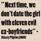 Stacey Pilgrim Qoute by thealexisdesign