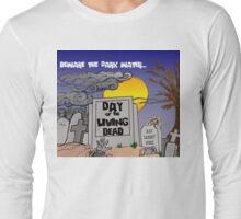 Dark Water - Cybermen Long Sleeve T-Shirt