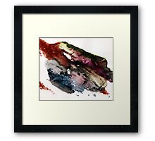 Abstract Painting Nº 11 Framed Print