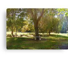 Trotts Cottage Garden, Bridgetown, Western Australia Canvas Print