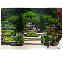 Garden View By Jonathan Green Poster