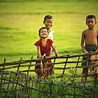 Priceless Smiles (India) by Amlan Sanyal