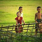 Priceless Smiles (India) by Amlan Sanyal