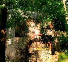 Garvine Mill_Summer 2 by Hope Ledebur