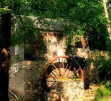 Garvine Mill_Summer 2 by Hope Ledebur