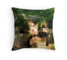 Garvine Mill_Summer 2 Throw Pillow