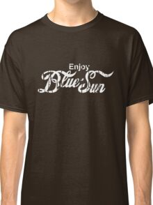 Enjoy Blue Sun Classic T-Shirt