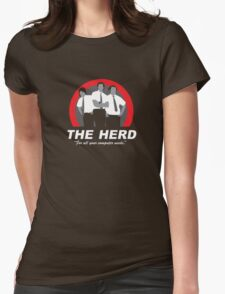 The Herd Womens Fitted T-Shirt
