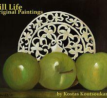 My Still Life Calendar by Kostas Koutsoukanidis
