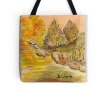 fall freedom Tote Bag