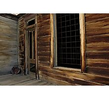 Bodie California 1 Photographic Print